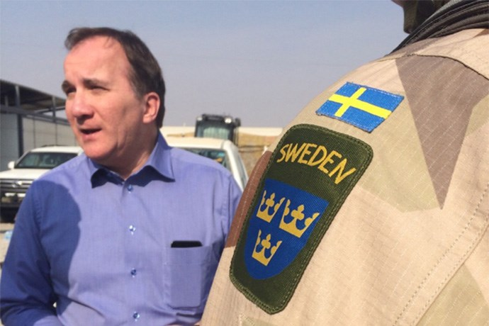 Photo of Stefan Löfven