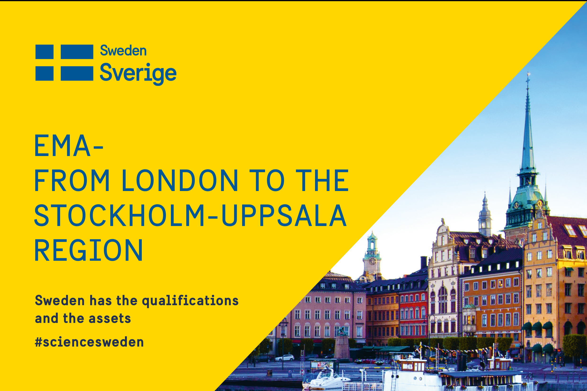 Search hundreds of travel sites at once for deals on flights to Stockholm