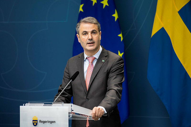 Minister for Business, Industry and Innovation, Ibrahim Baylan