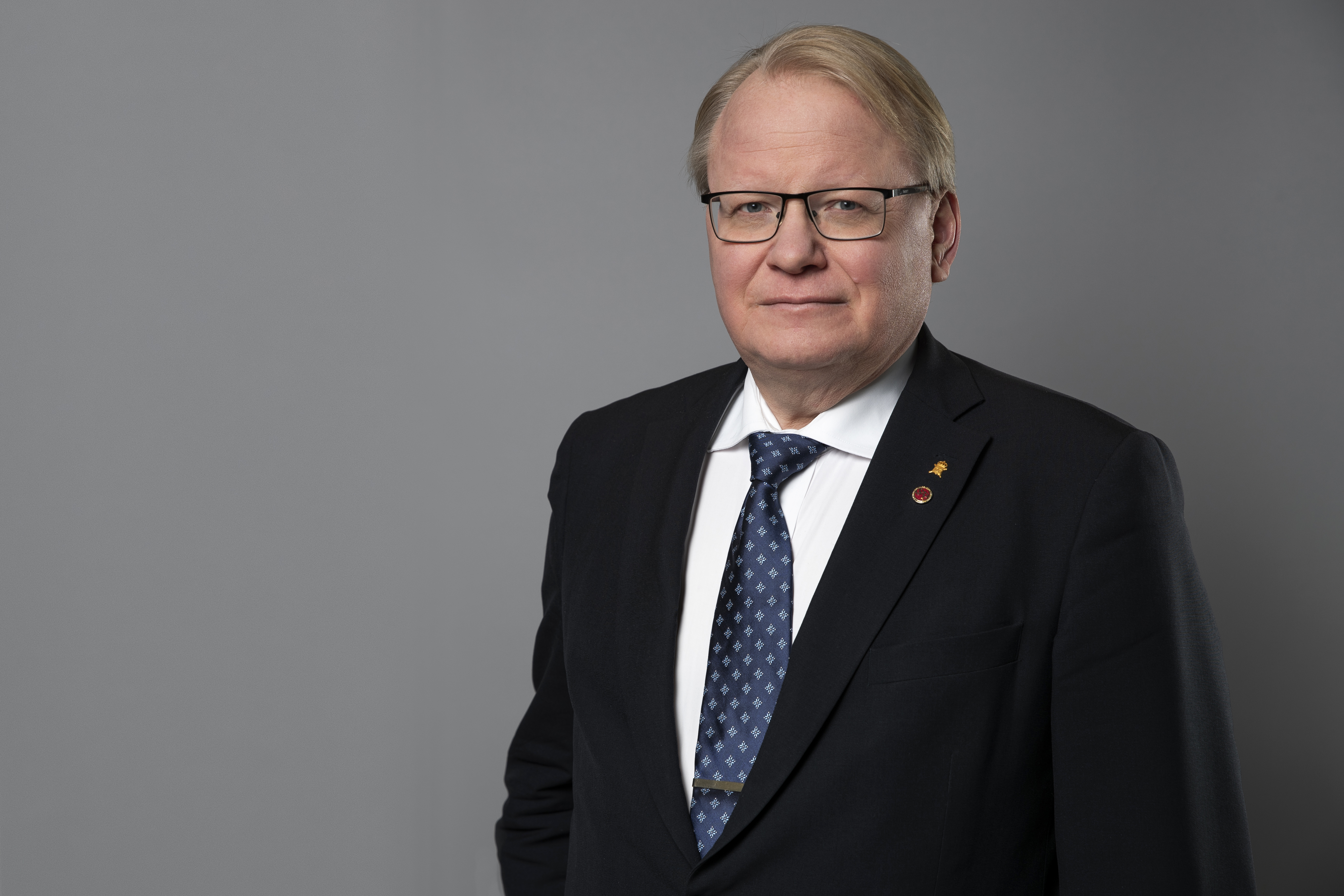 Portrait of Peter Hultqvist