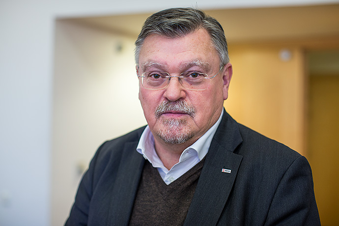 Ola Asplund is a member of the National Innovation Council.