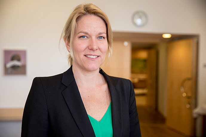 Åsa Zetterberg, the Government's Chief Digital Officer.