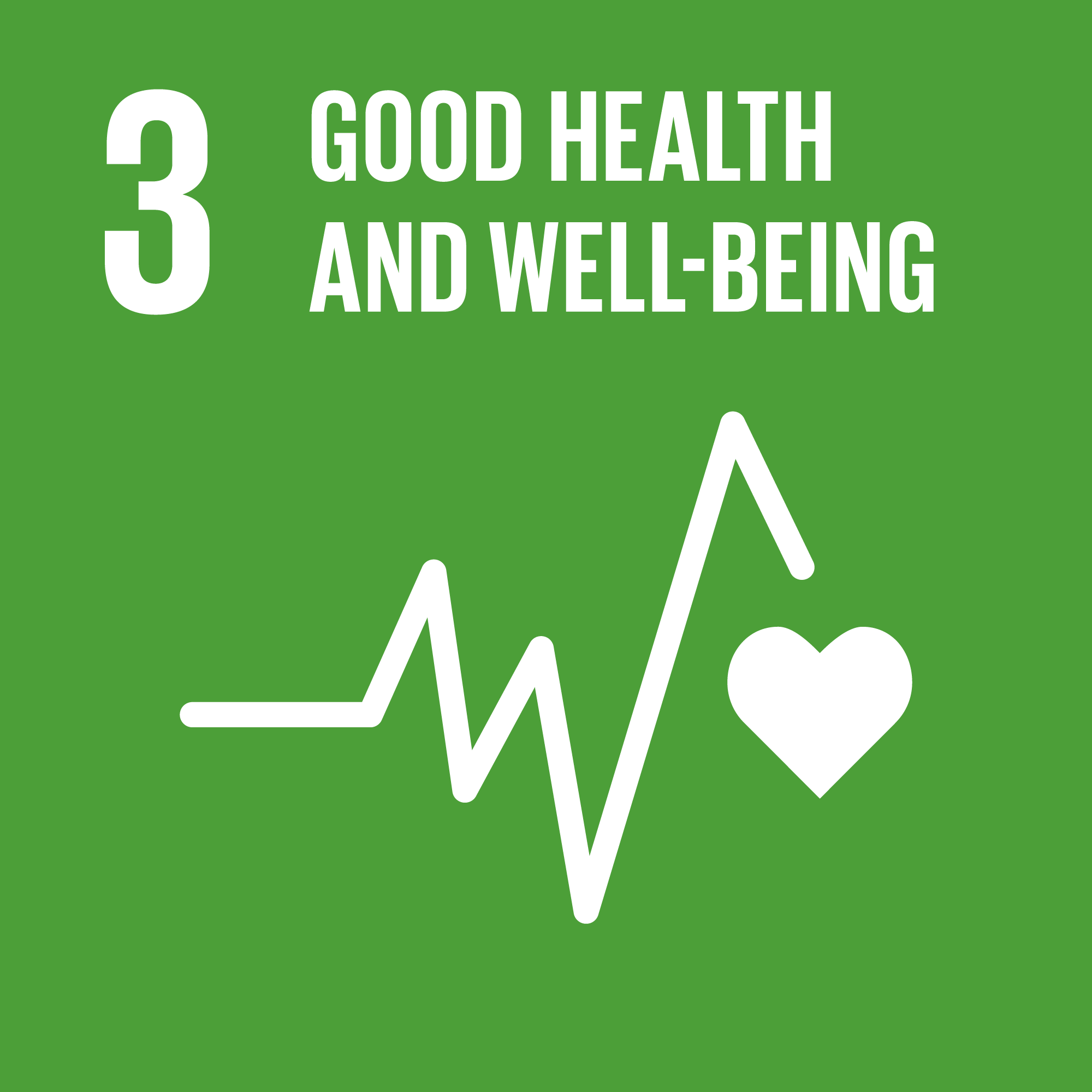 Goal 3 Good Health And Well Being Government Se
