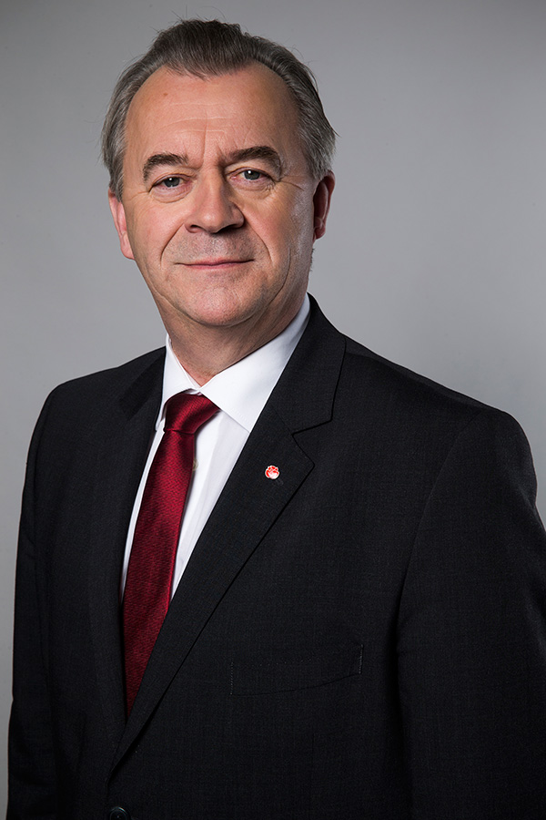 Minister for Rural Affairs Sven-Erik Bucht