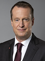 Anders Ygeman, Minister for Energy and Digital Development
