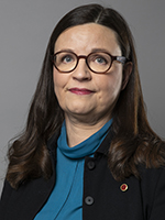 Anna Ekström, Minister for Education