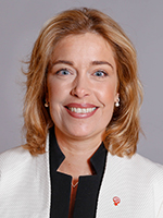 Annika Strandhäll, Minister for Social Security