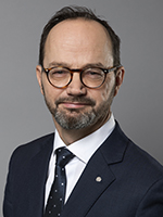 Tomas Eneroth, Minister for Infrastructure