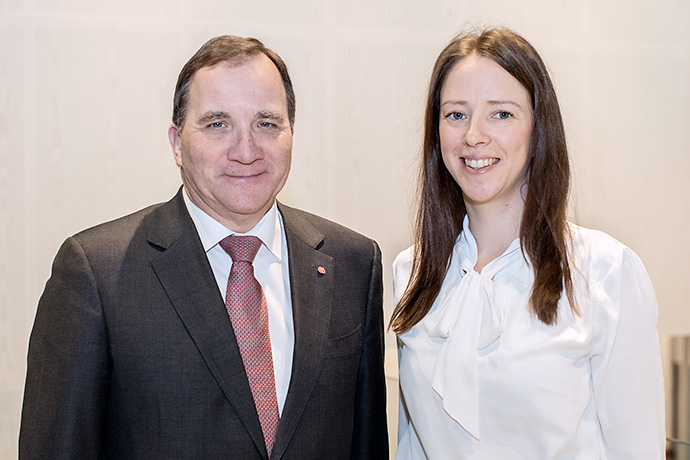 Prime Minister and Minister of Gender Equality