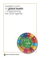 Sweden's work on global health